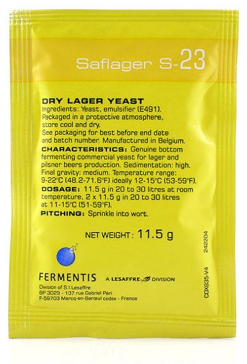 Fermento SAFLAGER S-23