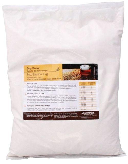 Extrato de Malte Seco Dry Brew