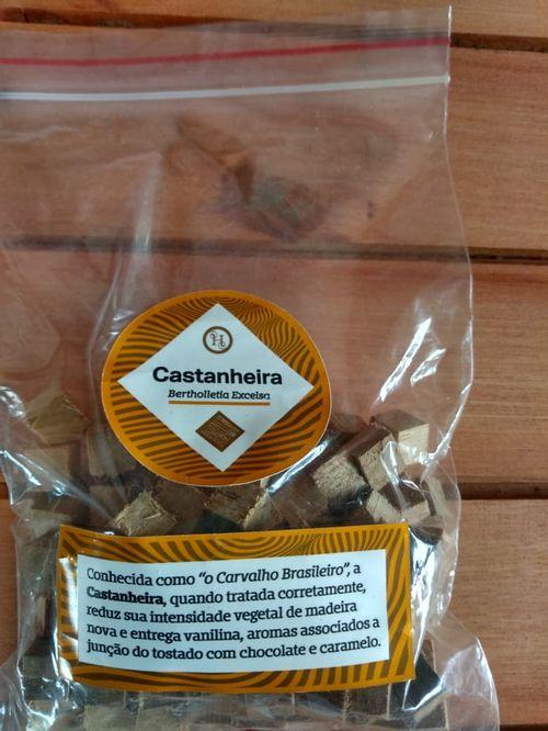 Dadinhos de Madeira - Castanheira
