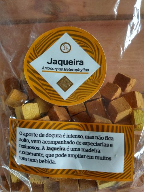 Dadinhos de Madeira - Jaqueira