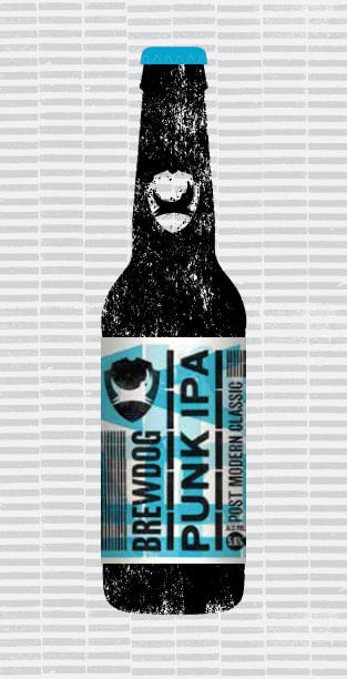 Kit Brewdog Punk IPA 20L
