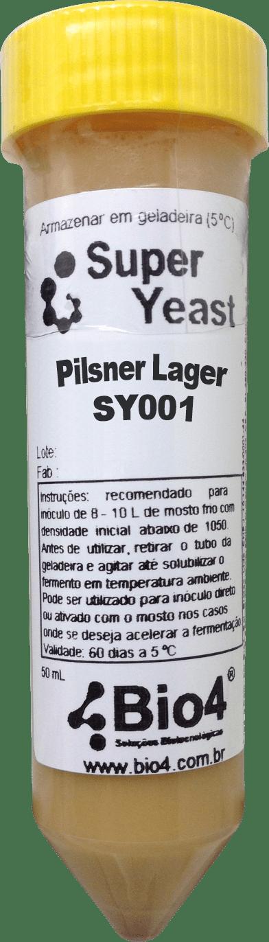 Fermento Líquido Bio4 Pilsner Lager - SY001