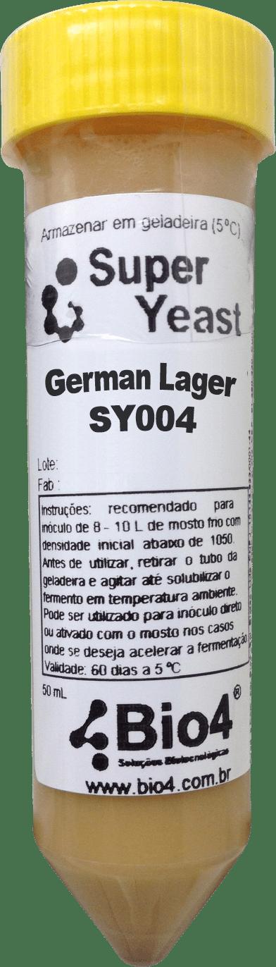 Fermento Líquido Bio4 German Lager - SY004