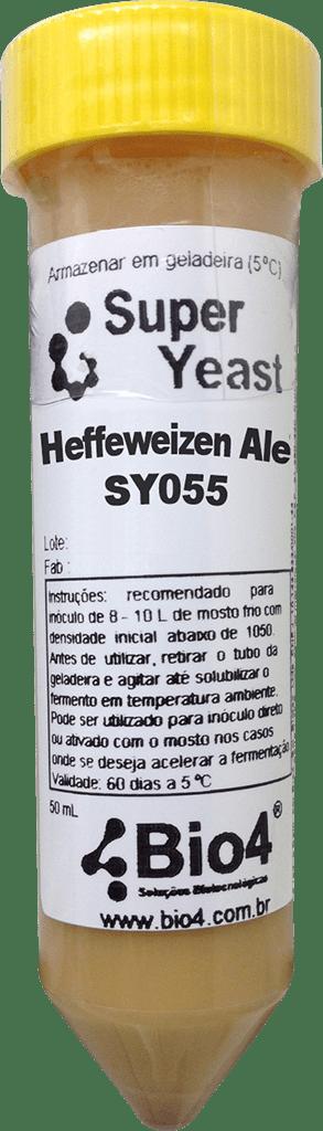 Fermento Líquido Bio4 Heffeweizen Ale - SY055