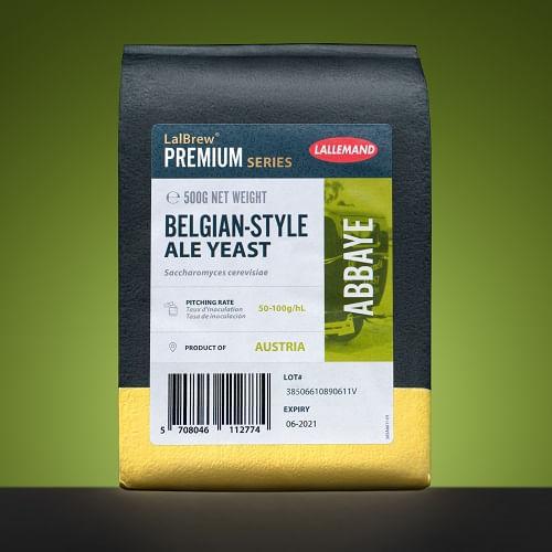Fermento Abbaye Belgian Ale - Lallemand