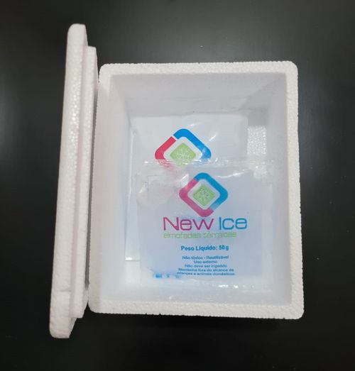 Kit Icepack + Caixa Isopor