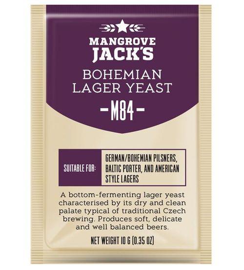 Fermento M84 Bohemian Lager - Mangrove Jack's