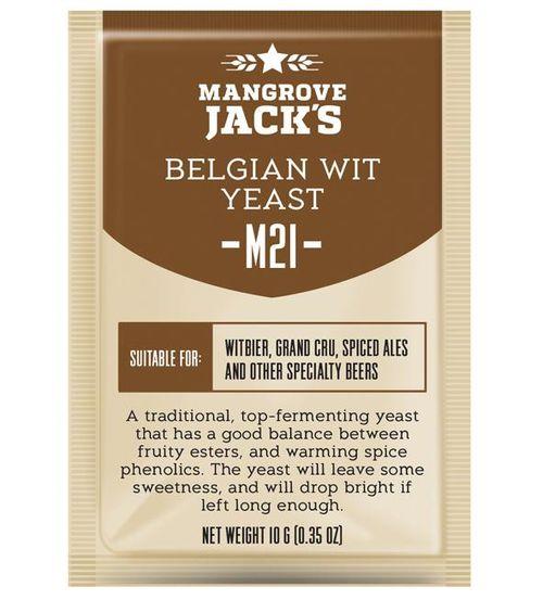 Fermento M21 Belgian Wit - Mangrove Jack's