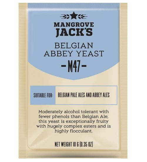 Fermento M47 Belgian Abbey - Mangrove Jack's
