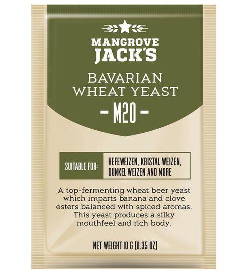 Fermento M20 Bavarian Wheat - Mangrove Jack's