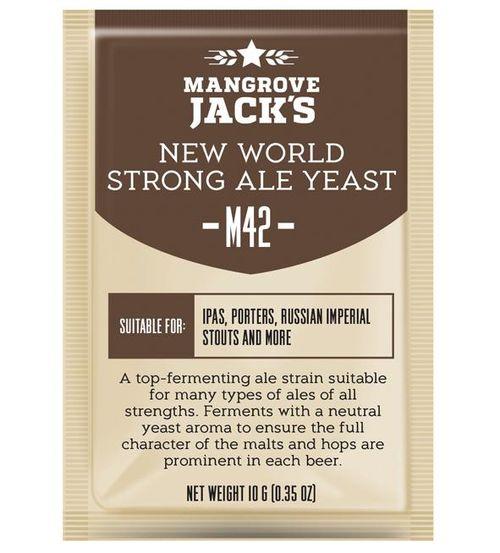 Fermento M42 New World Strong Ale - Mangrove Jack's