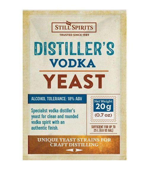 Fermento Distiller's Vodka