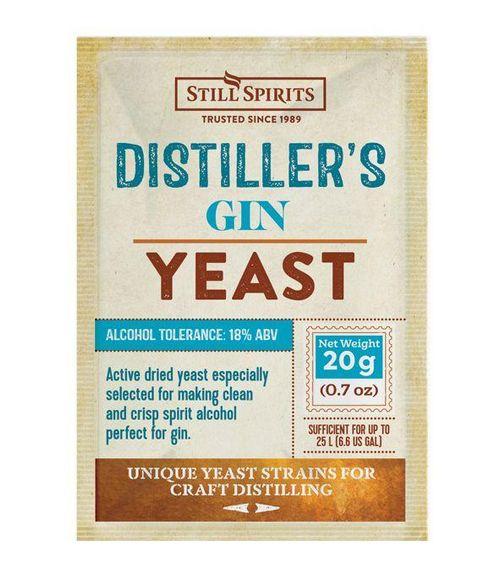 Fermento Distiller's Gin
