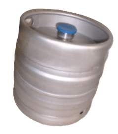Barril 15 Litros Inox - Micromatic - Padrão S