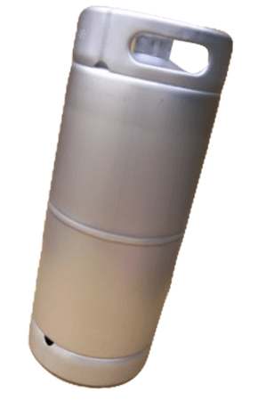 Barril 21 Litros Inox - Micromatic - Padrão S
