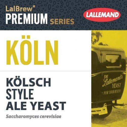 Fermento LalBrew® Köln Kölsch Style - val. 31/10/2021